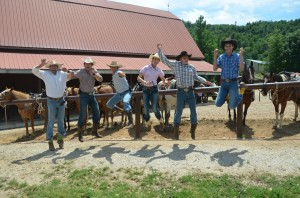 Wranglers at Horseshoe Canyon Ranch