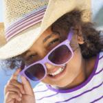 young girl at Horseshoe Canyon Ranch