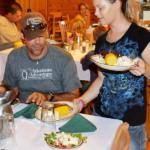 dining at Horseshoe Canyon Ranch