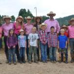 kids and wranglers