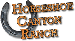 Horseshoe Canyon Ranch Logo