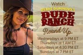 Look Mom, We Are On T.V. – Debbe Dunning's Dude Ranch Round Up!